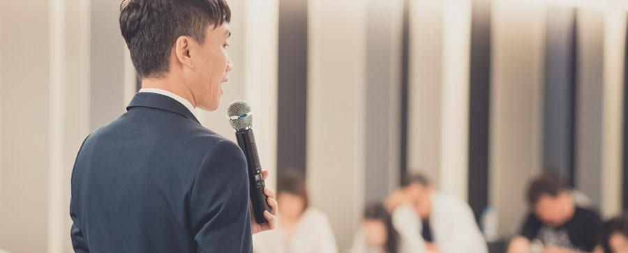 اضطراب در سخنرانی