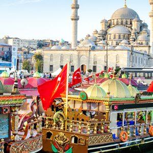 ترکیه مقصدی مناسب برای ایرانیان